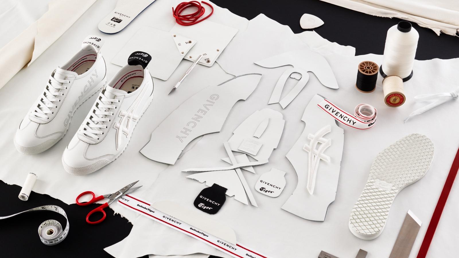 Givenchy x Onitsuka Tiger – Baker & Evans
