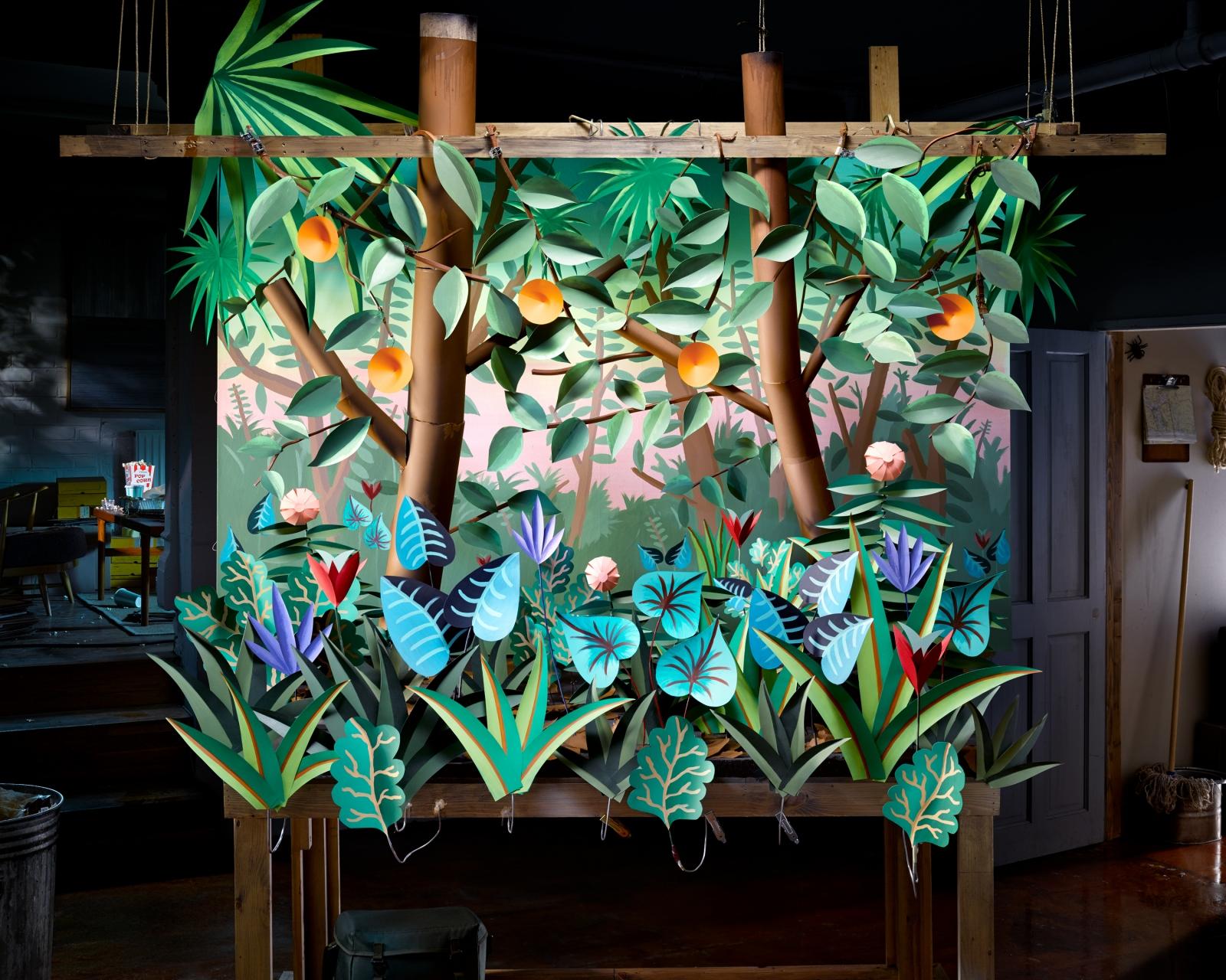 Behind the Scenes of the Jungle – Benedict Morgan