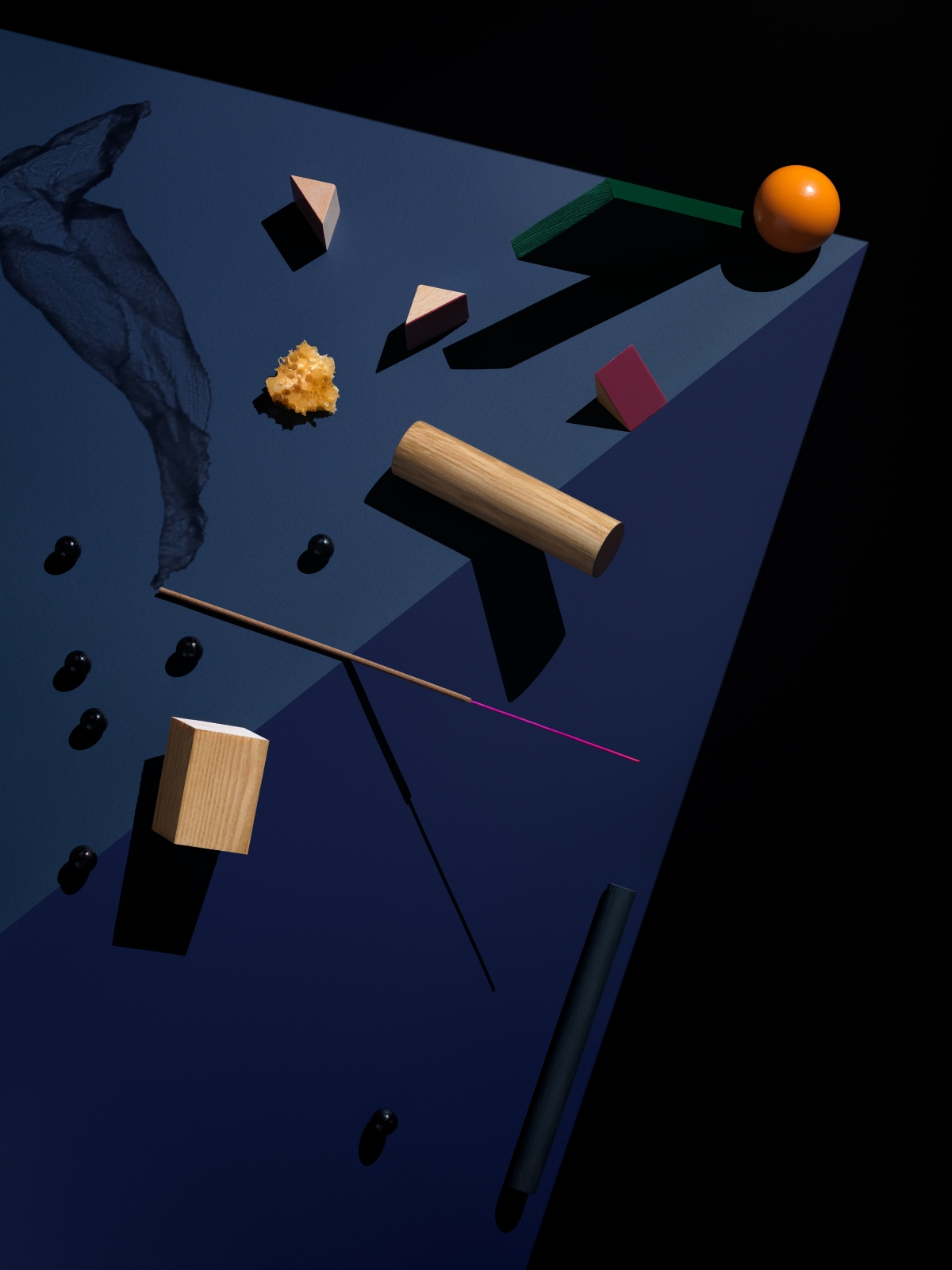 Fragrance Pyramids – Carl Kleiner