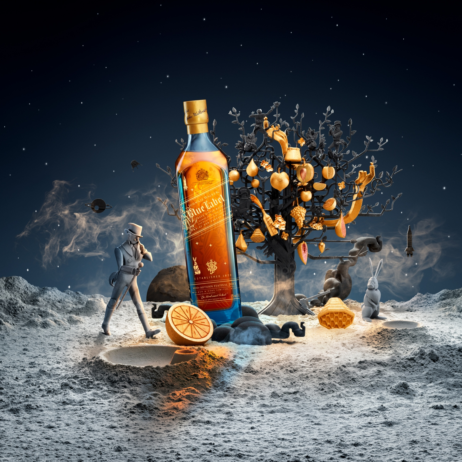 Johnnie Walker – Sam Hofman