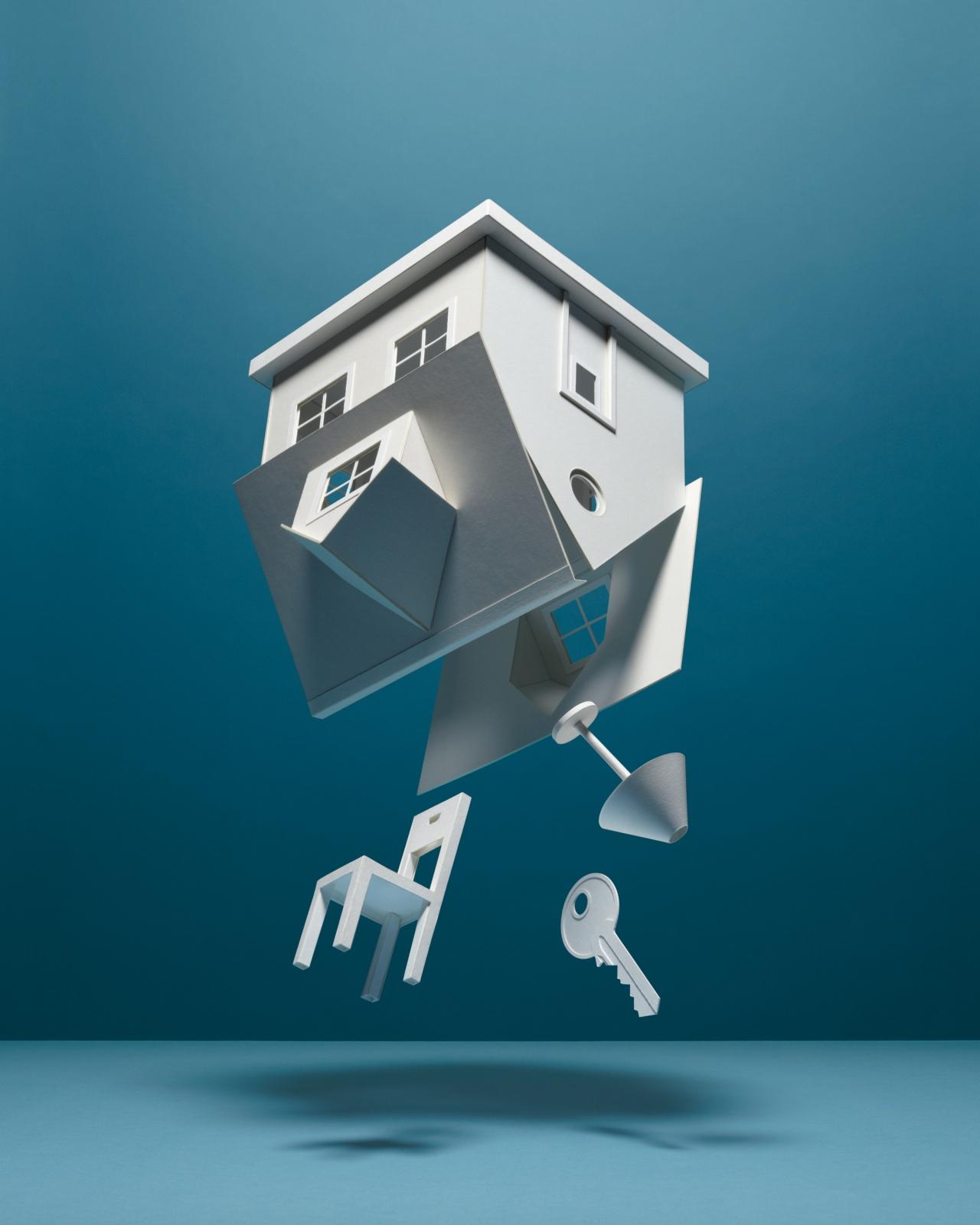 Model House – Sam Hofman